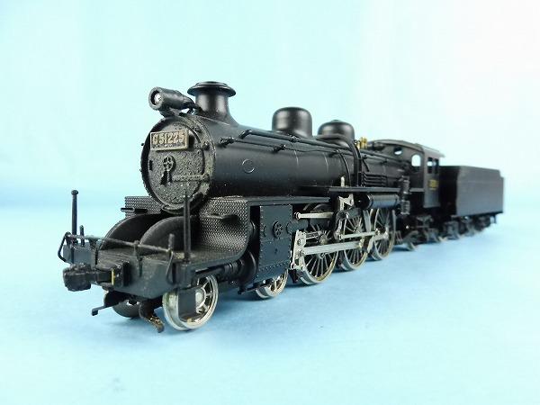 【HOゲージ】C51・蒸気機関車