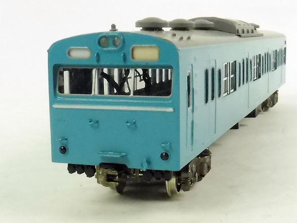 【HOゲージ】KATSUMI・通勤形・クハ103