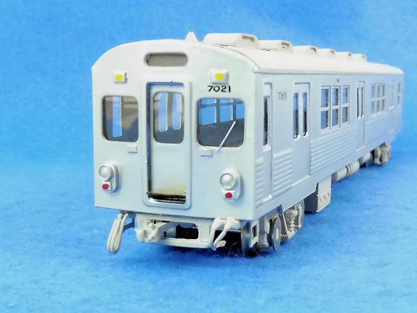 【HOゲージ】LOCOMODEL・東急・7021