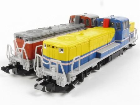 樽見鉄道 TDE10形 ディーゼル機関車セット