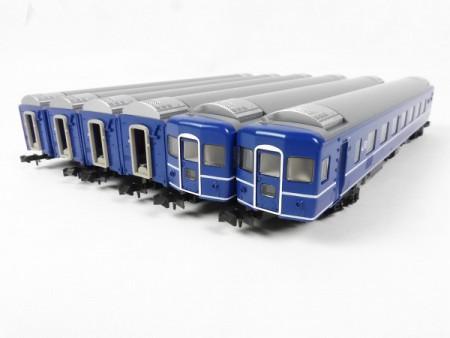 14系特急寝台客車(北陸)増結セット
