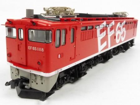 EF65-1118 レインボー,鉄道模型