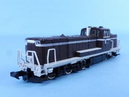 DE10形ディーゼル機関車(ブラウン)