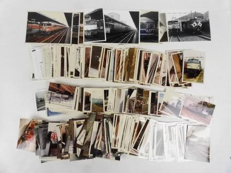 鉄道写真・EF15・EF58・彗星・かつき・さよなら66・サロンカーなにわ・他 色々まとめ売り/大量(zka)